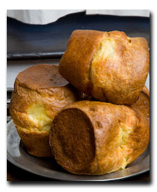Maryland Inn popovers